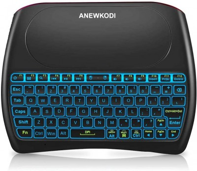 ANEWKODI 2.4GHz Mini Wireless Keyboard